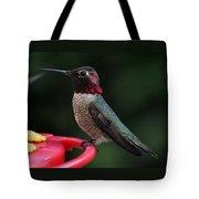 Multicolored Male Anna Tote Bag