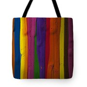 Multicolored Paint Can  Tote Bag