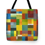 Multiple Exposures Lv Tote Bag