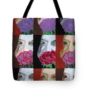 Multiple Personalities Tote Bag