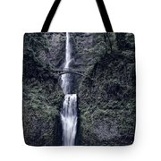 Multnomah Falls - Columbia Gorge - Oregon State Tote Bag
