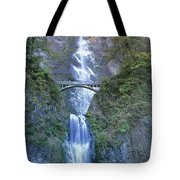 Multnomah Falls Columbia River Gorge Tote Bag