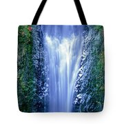 Multnomah Falls Columbia River Gorge Oregon Tote Bag