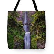 Multnomah Falls - Columbia River Gorge - Oregon Tote Bag