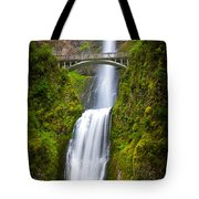 Multnomah Panorama Tote Bag