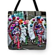 Mummer Color Tote Bag