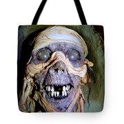 Mummified Mike Tote Bag