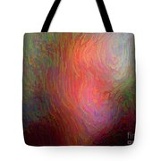Munchist I Cannot See Clearly Tote Bag