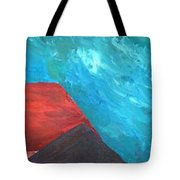 Munich - Church Of Our Lady At Dawn - Triptych - IIi Of IIi Tote Bag