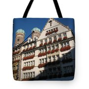 Munich City Tote Bag