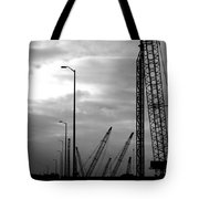 Municipal Construction  Tote Bag
