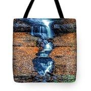 Munising Falls I Tote Bag