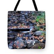Munising Falls II Tote Bag