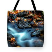 Munising Falls IIi Tote Bag