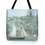 Munjoy Hill Tote Bag