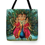 Muragan Tote Bag
