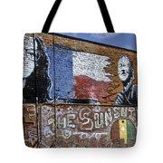Mural And Graffiti Tote Bag