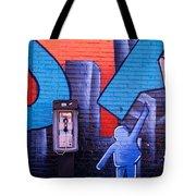 Mural, Nyc, New York City, New York Tote Bag
