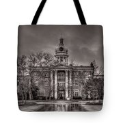 Murfreesboro Town Hall Tote Bag