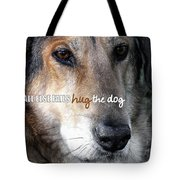 Murphy Quote Tote Bag