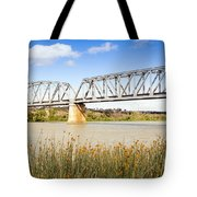 Murray Bridge Tote Bag
