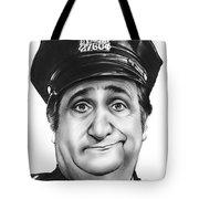 Murray The Cop Tote Bag