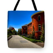 Murrow Hall - Washington State University Tote Bag