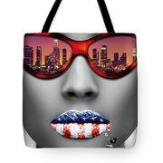 Musa Los Angeles Tote Bag