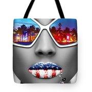 Musa Miami Tote Bag