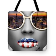 Musa New York Tote Bag