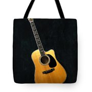 Muscial Memories II Tote Bag by Tamyra Ayles
