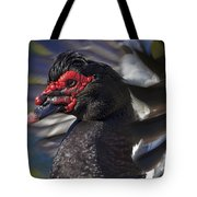 Muscovy Be-bop Tote Bag