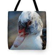 Muscovy Portrait 2013 Tote Bag