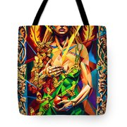 Muse  Autumn Tote Bag