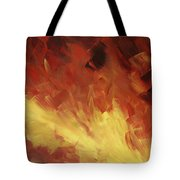 Muse In The Fire 2 Tote Bag