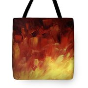 Muse In The Fire 3 Tote Bag