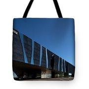 Museu Blau De Les Ciencies Naturals Tote Bag
