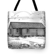 Museum Education Center Tote Bag by Richard Wambach