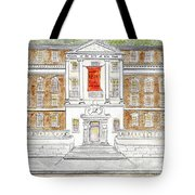 Museum Of The City Of New York Tote Bag