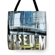 Museum Reflection Tote Bag