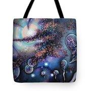 Mushroom Evolution Tote Bag