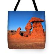 Mushroom Hoodoos  Tote Bag