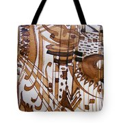 Music 3 Tote Bag