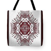 Music And Lace Tote Bag