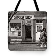 Music - Bag Piper - Somerville Nj -  The Scottsman Tote Bag