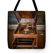 Music Box Tote Bag