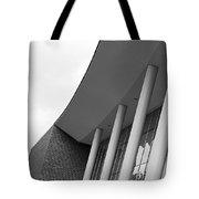 Music Building Tote Bag
