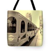 Music City Nashville Tour Tote Bag
