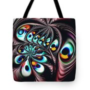 Music Factory Tote Bag