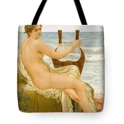 Music Tote Bag by Henry Holiday